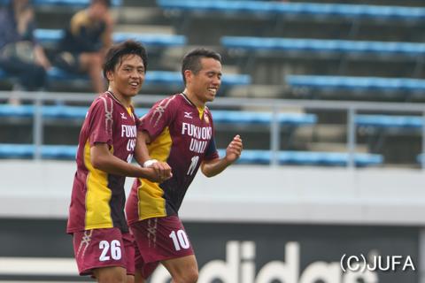 JUFA 全日本大学サッカー連盟